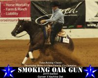 Smoking Oak Gun
